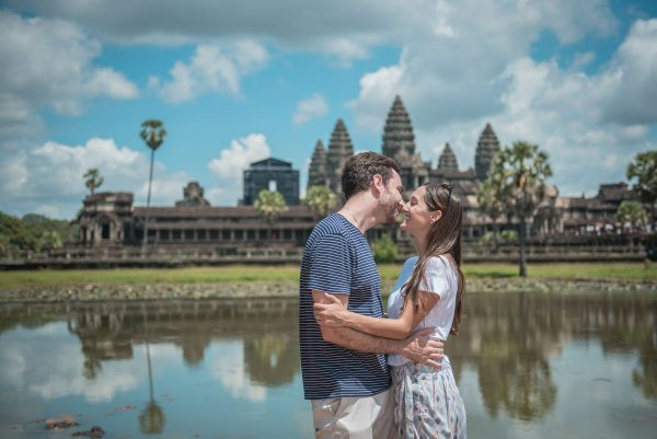 Siem Reap Couple Photographer