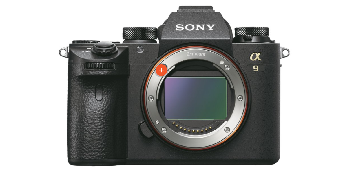 sony a9 release on April 2017