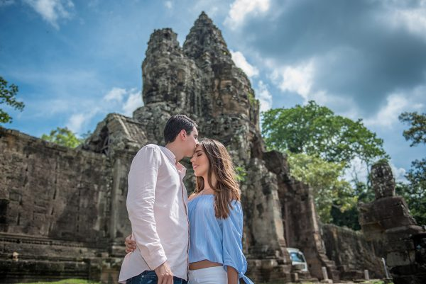 Photos session in Siem Reap Angkor Wat