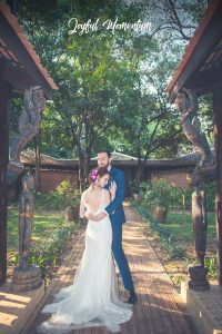Honeymoon Photos in Siem Reap