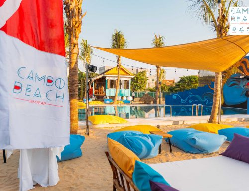 Looking for Beach in Siem Reap?  Cambo Beach Club, Siem Reap, Cambodia