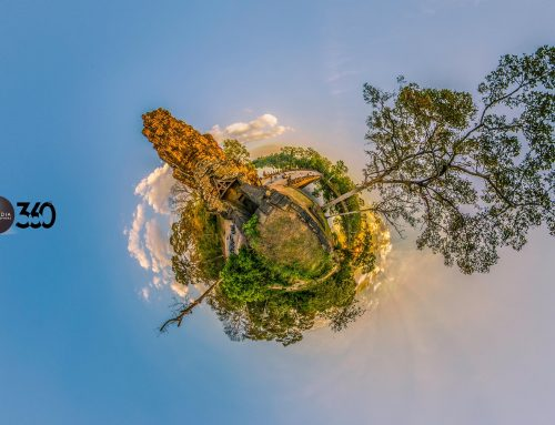 What is a 360° photo and why it is important?