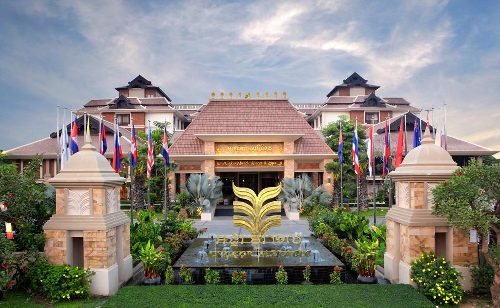 Angkor Miracle - Corporate Meeting Hotel in Siem Reap