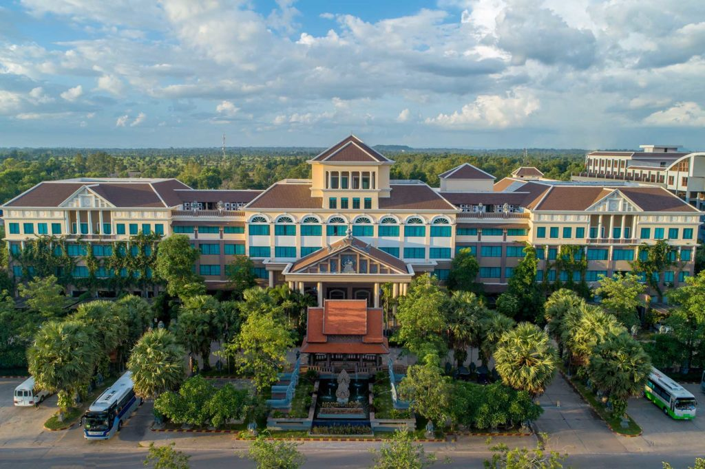 Pacific Hotel - Corporate Meeting Hotel in Siem Reap