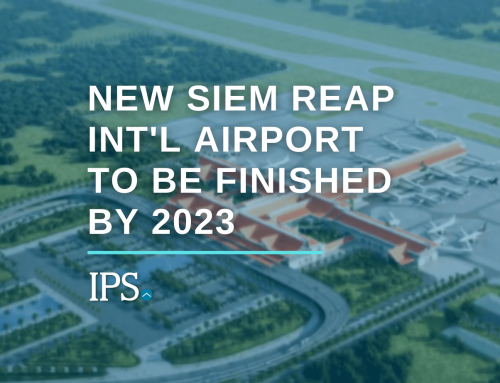 New Siem Reap Airport Progresses of Construction now!