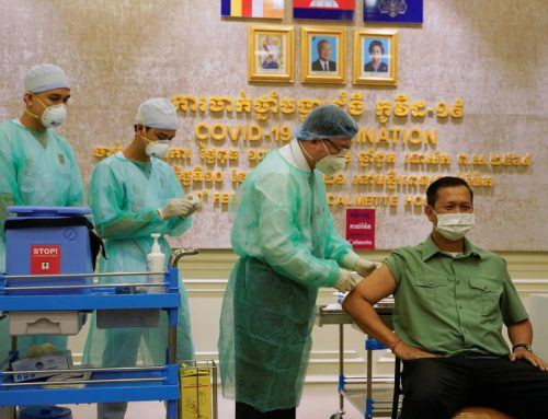 To Flight with Pandemic, Cambodia now is on the right Trail for Vaccination